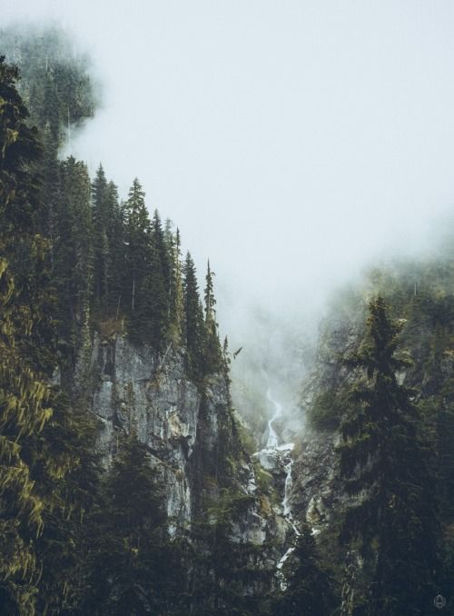 0rient-express: Wedgemount Lake | by Owen Perry.