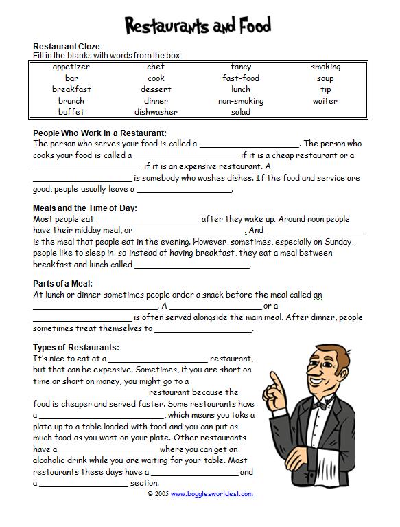Resultado de imagen de exercise to improve the vocabulary | English ...