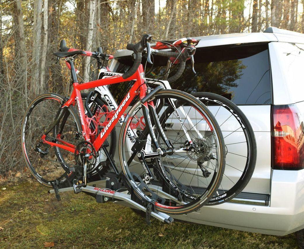 2 Bike Tray Style Car Rack Hitch Mount Bike Rack Bike Trailer