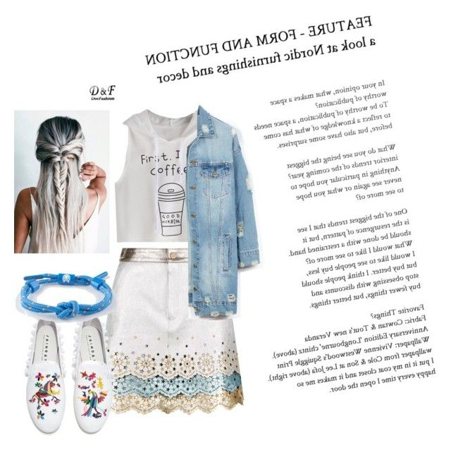 White Grey By Nadialestari99 Liked On Polyvore Featuring Le3no Joshua S And Rastaclat Clothes Design Women Outfit Accessories