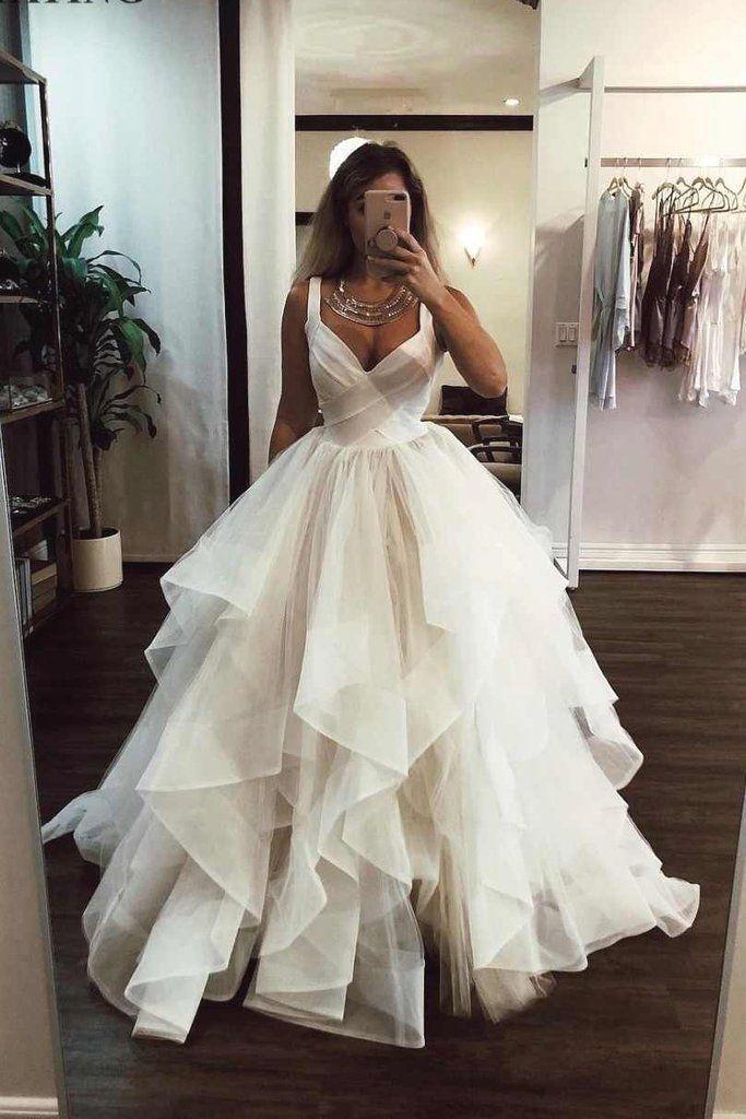 Photo of Romantic wedding dresses