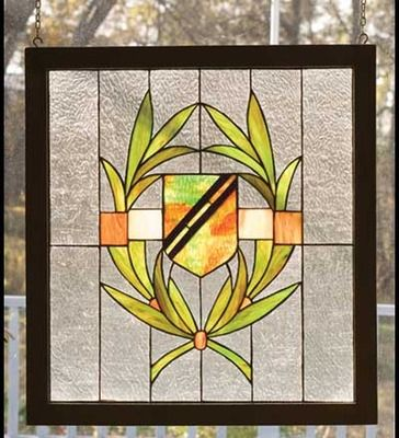 Do it yourself how to make a painted stain glass window or mirror do it yourself how to make a painted stain glass window or mirror solutioingenieria Gallery