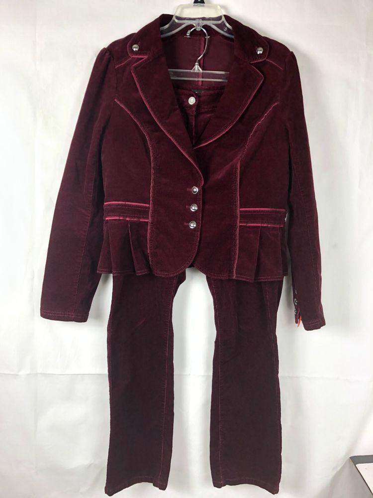 White House Black Market Pantsuit