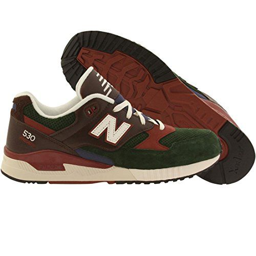 ef60bc8d5d New Balance 530 90s Running Woods Schuhe Herren Sneaker Sportschuhe Grün  M530RWA: Amazon.de: Schuhe & Handtaschen