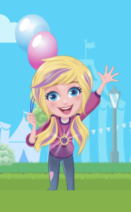 Play Free Online Polly Pocket Crazy Candy Carnival Game in