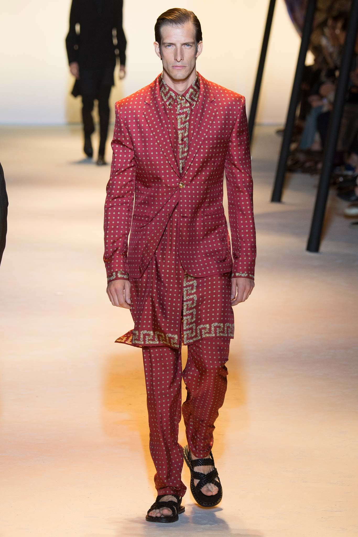 Versace Spring 2016 Menswear - Collection - Gallery - Style.com