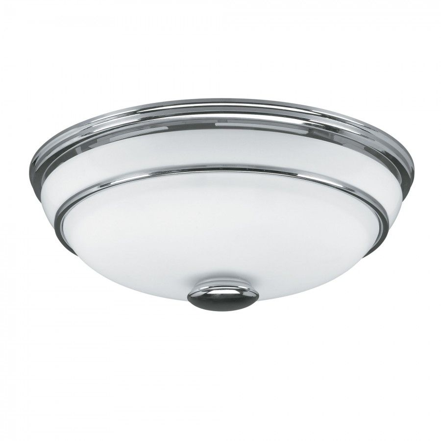 Hunter Fans Victorian Bathroom Exhaust Fan In Chrome 81021