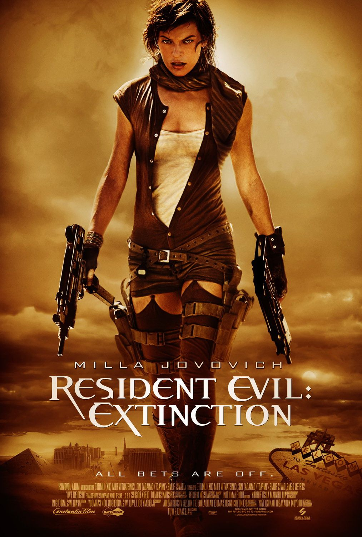 resident evil extinction stream