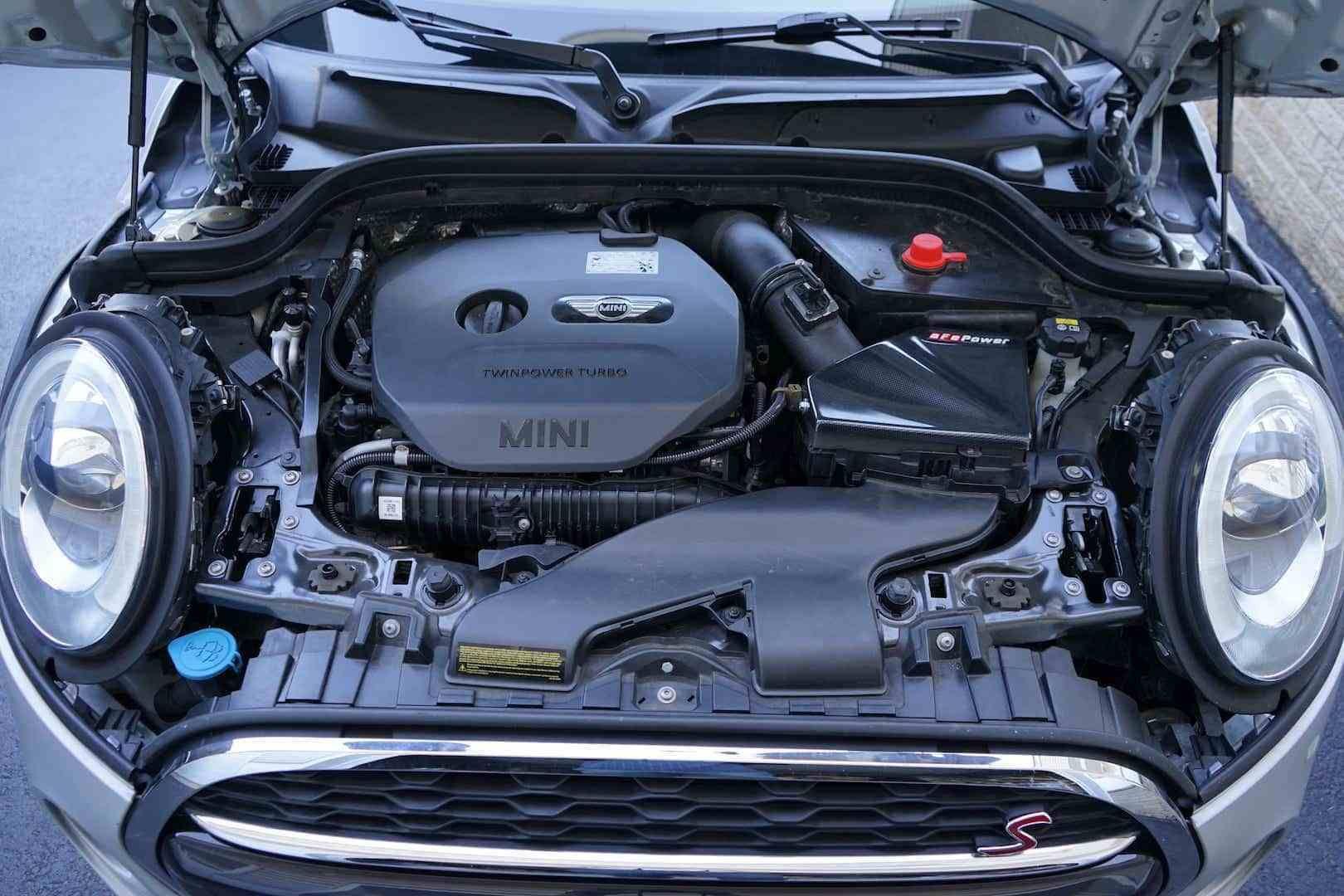 F56 Mini Cooper S Afe Intake Mini Cooper S Mini Cooper Windshield Washer