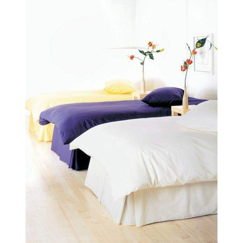 We manufacture Small Double Bedding in a range of colours ...