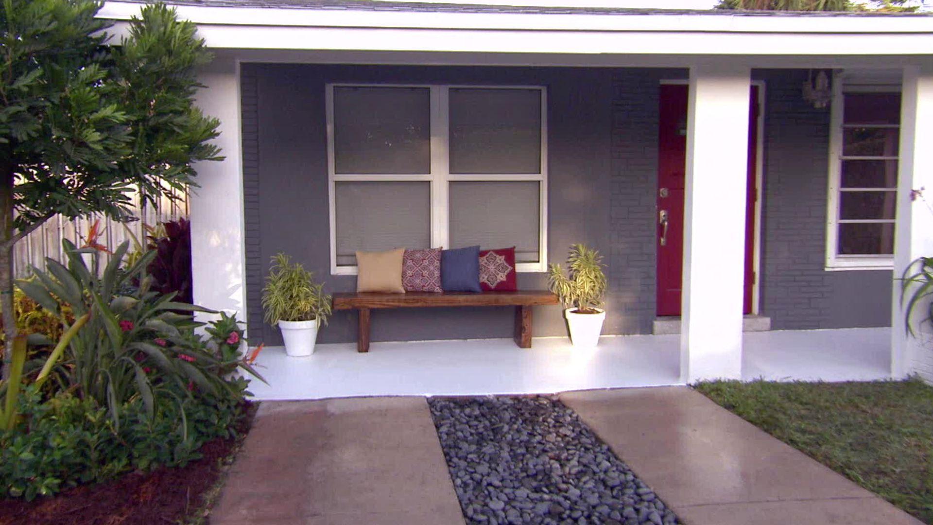 Carport an Extra Room Video HGTV Bungalow