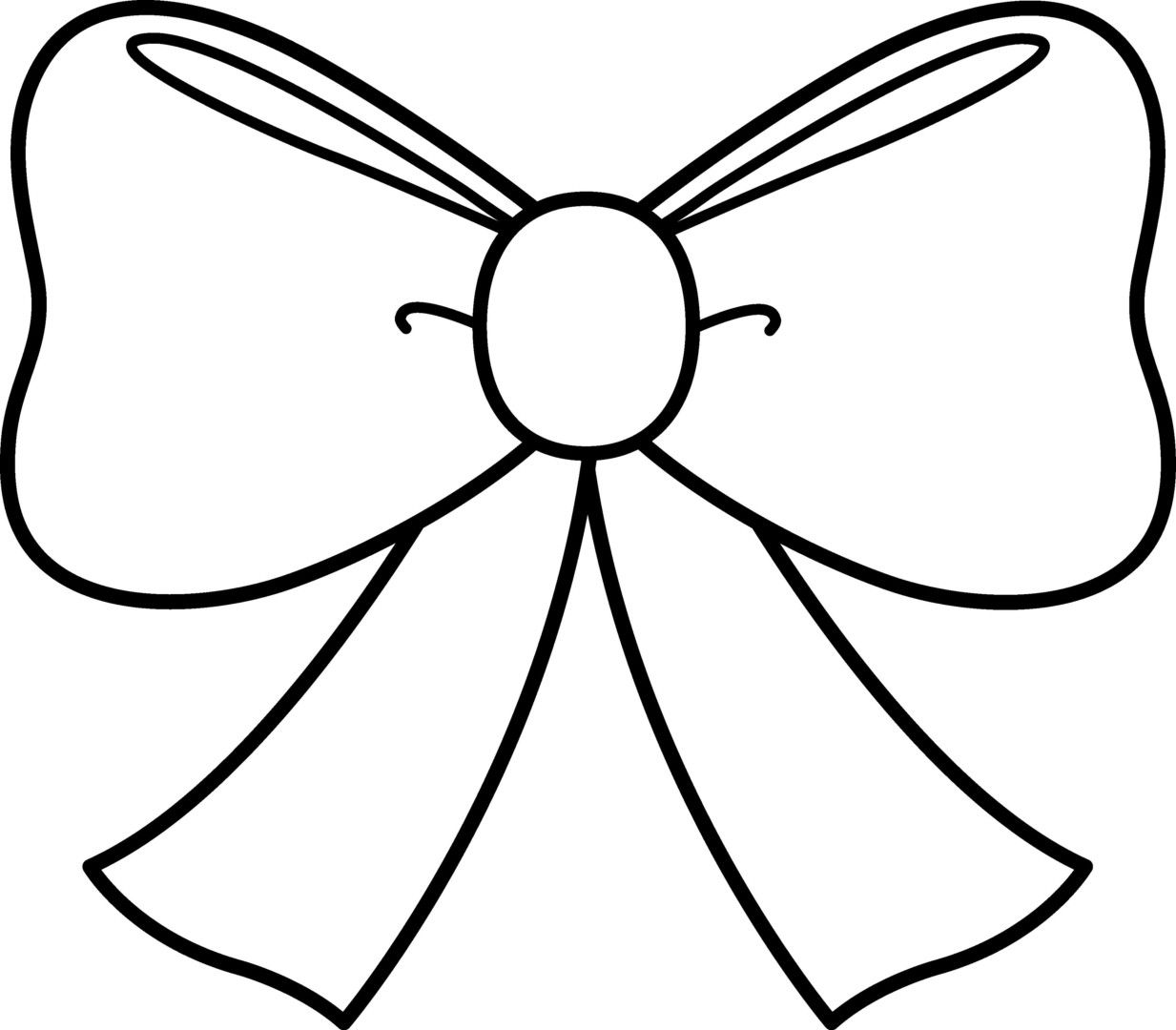 Coloringsco Coloring Pages For Girls Bows
