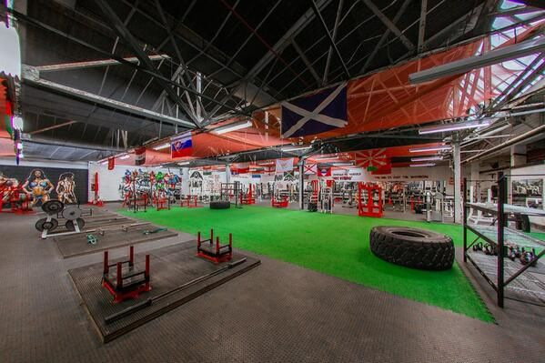 Warehouse Gym Google Search Gym Design Gym Design Interior Warehouse Gym