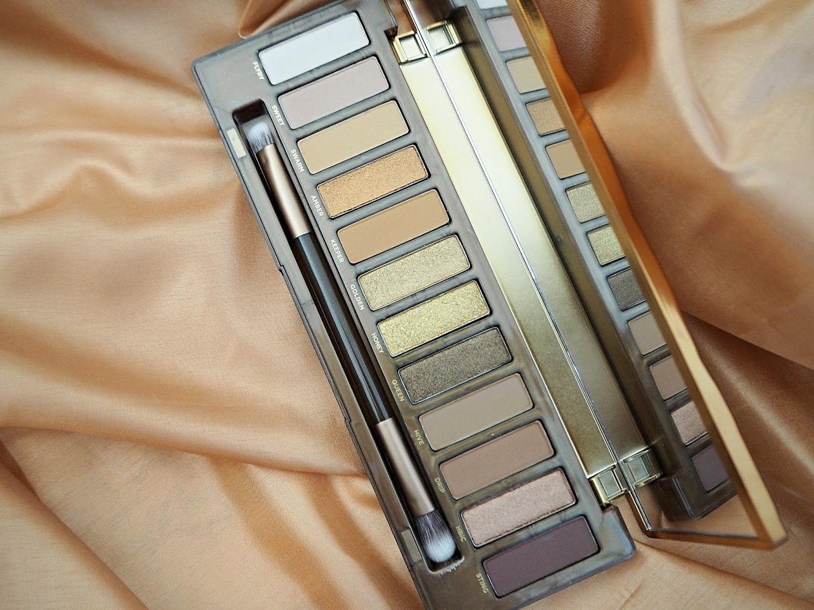 Urban Decay Naked Cherry Collection - THIRTEEN THOUGHTS