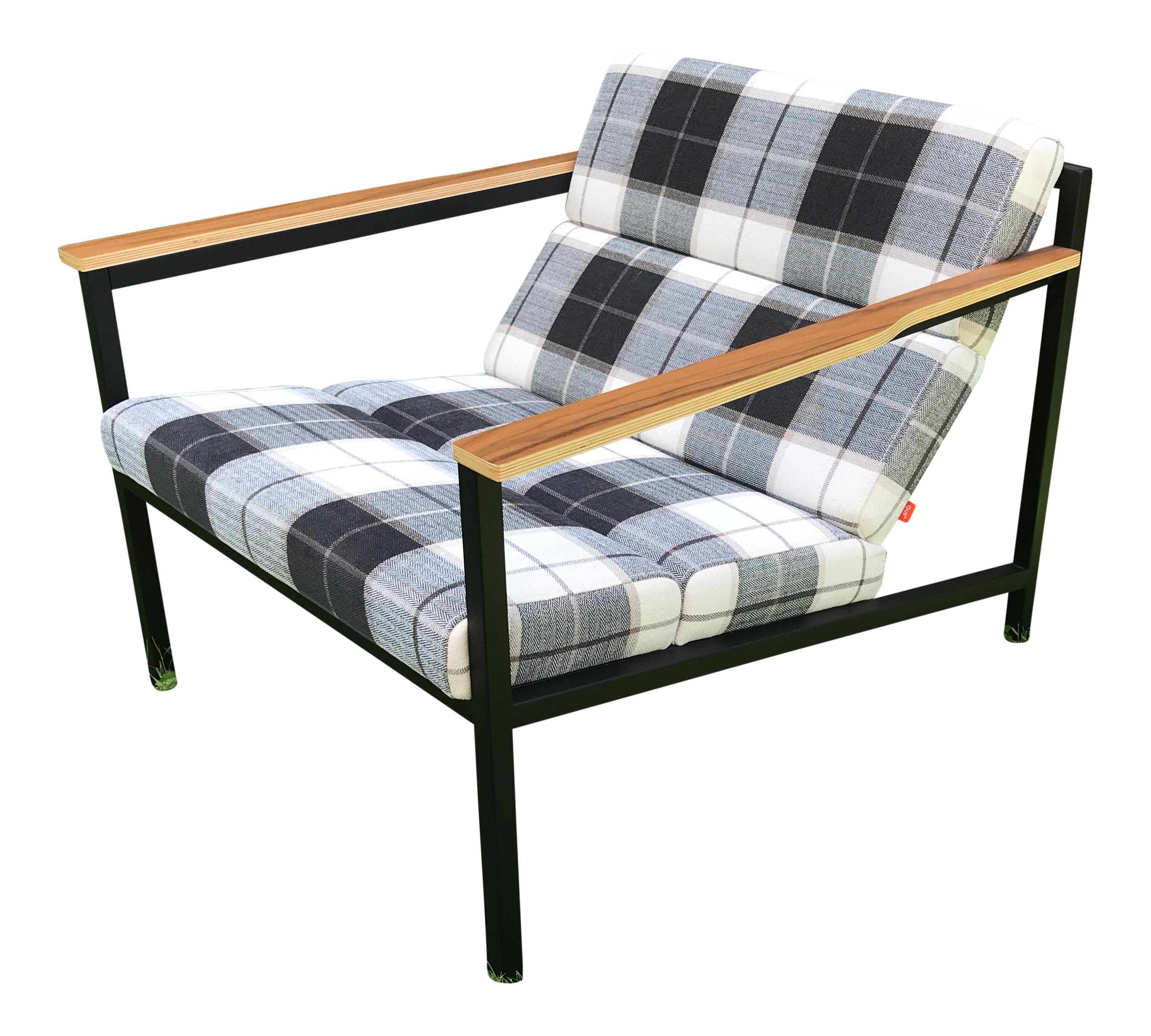Amazing Gus Modern Halifax Chair In Tartan Plaid Chair Love In Gamerscity Chair Design For Home Gamerscityorg