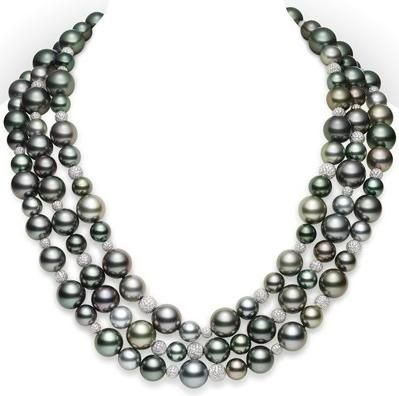 cultured pearls necklace   ... Cultured-Pearl-Necklace-pearl-necklace-mikimoto-Classic-Pavé-Necklace