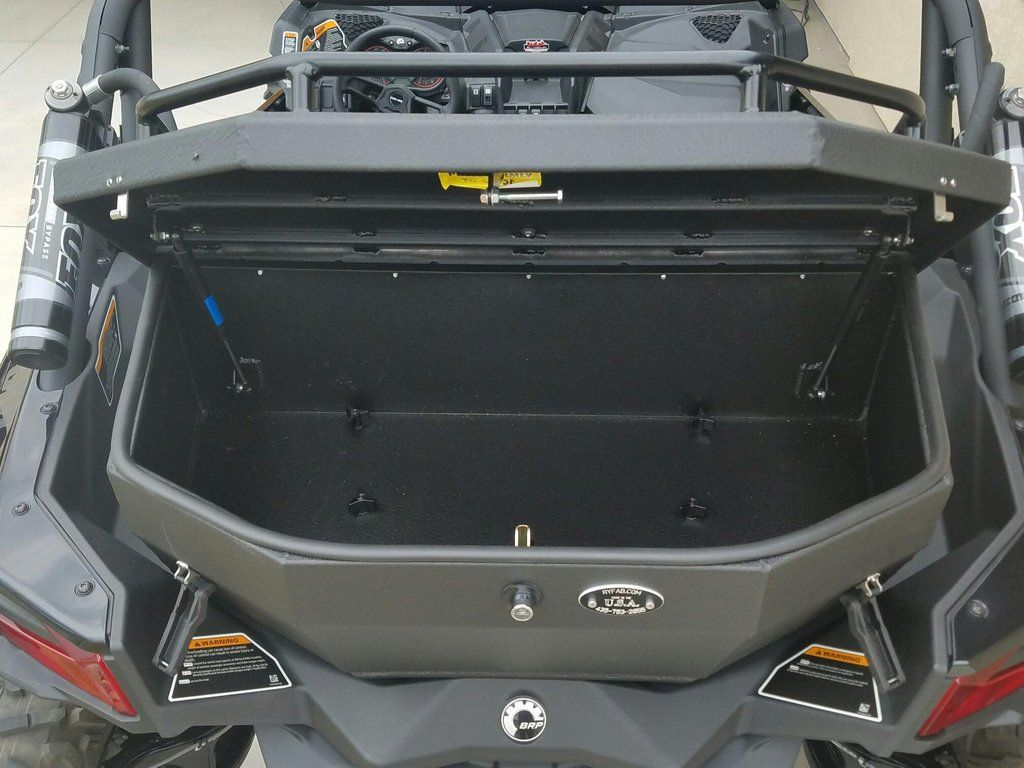 Canam Maverick X3 Utv Cargo Boxes By Ryfab Mavericks Can Am Mechanical Projects