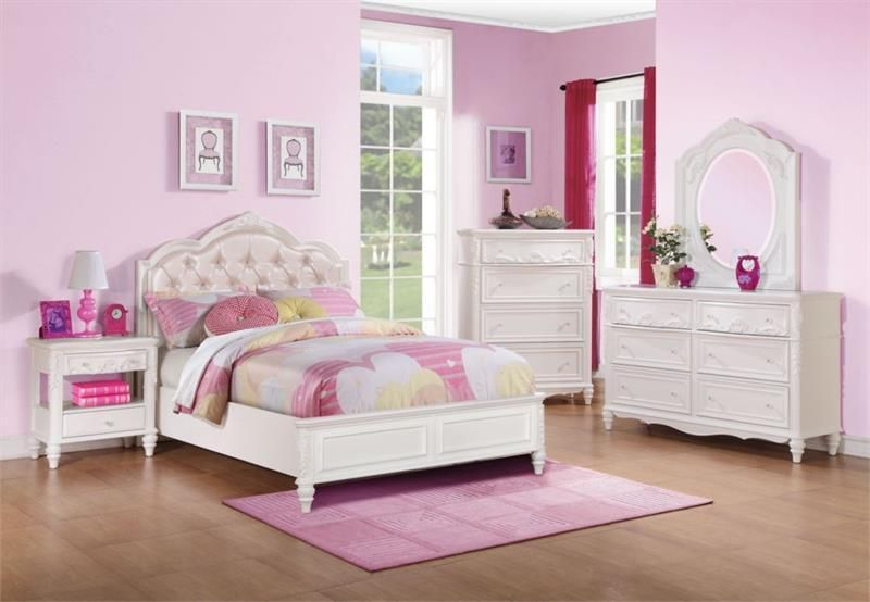 Coaster Caroline 5pc Youth Bedroom