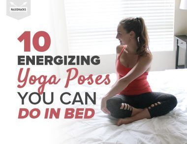 10 energizing yoga poses you can do in bed  yoga poses