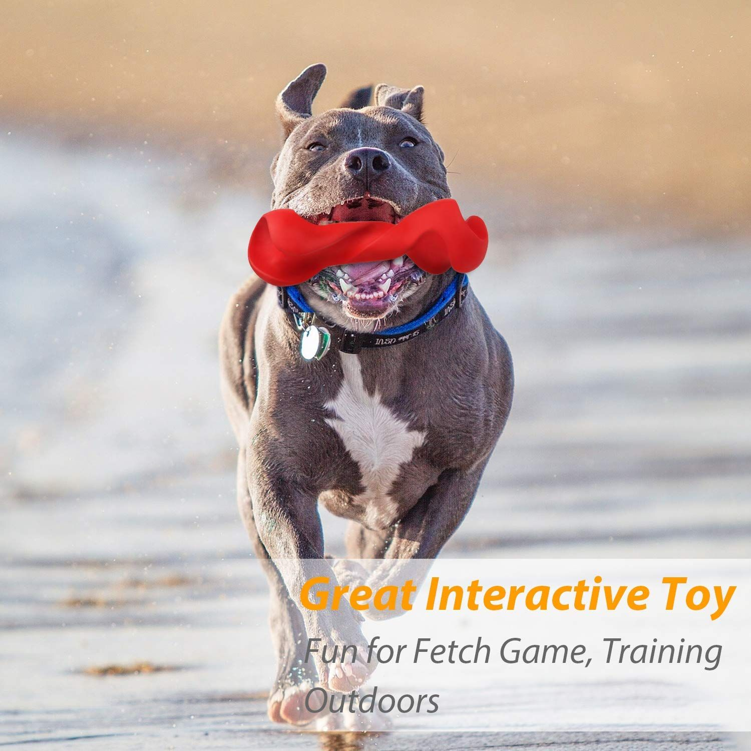 Yuejing Dog Chew Toy For Aggressive Chewers Durable Dog Toys Tough