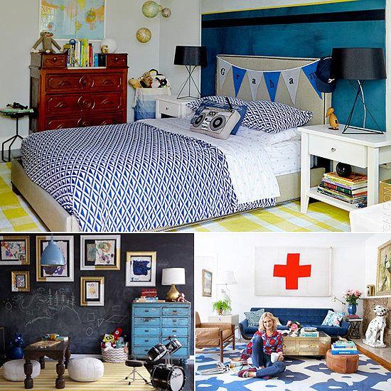 HGTV Star Emily Henderson's Kid-Room Design Tips