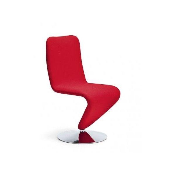 Chaise Cuir Design F12 Rouge Chaise Cuir Chaise Design Chaise