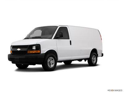 New 2013 Chevrolet Express Cargo Van 2500 Regular Wheelbase Rear Wheel Drive Price 28 370 With Images Chevrolet Cargo Van Rear Wheel Drive