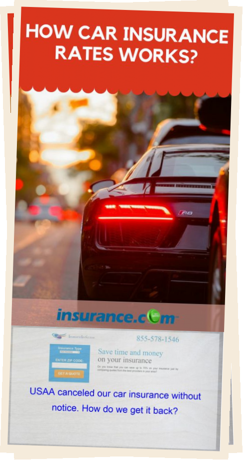 How Car Insurance Rates Works In 2020 Car Insurance Rates Car