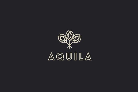 abstract elegant flower logo by iamguru on creat u2026