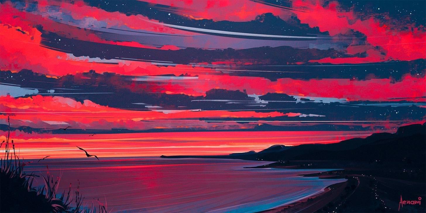 A Couple Wallpapers Desktop Wallpaper Art Scenery Wallpaper Aesthetic Desktop Wallpaper