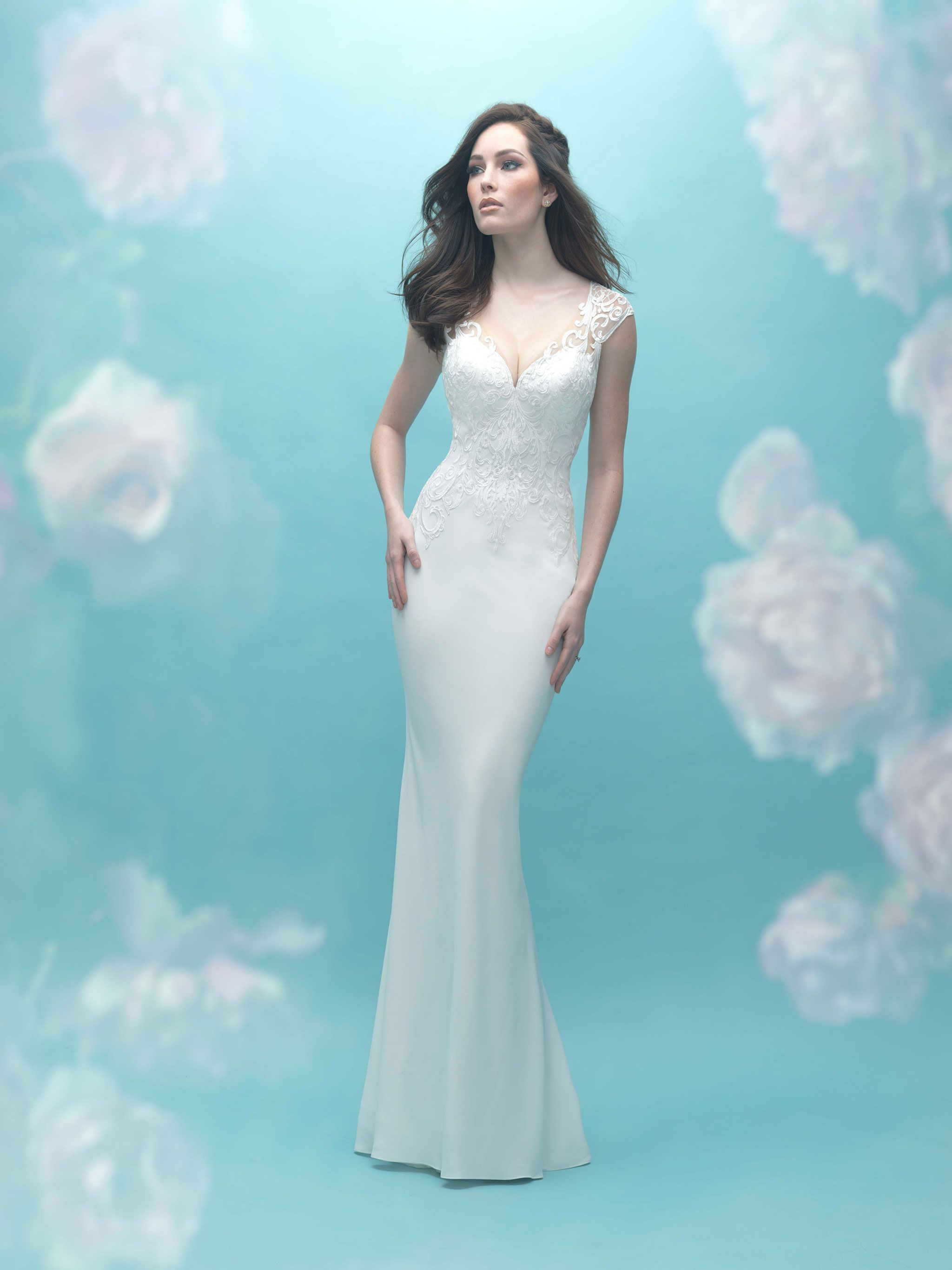 Allure bridals dress dream wedding indoors pinterest