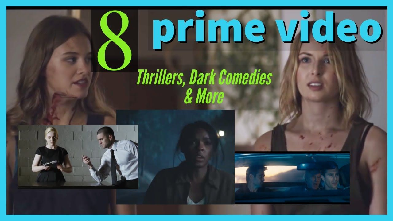 8 thrillers and more movies and 1 series to watch on