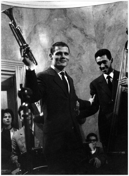Chet in Milan, 1954
