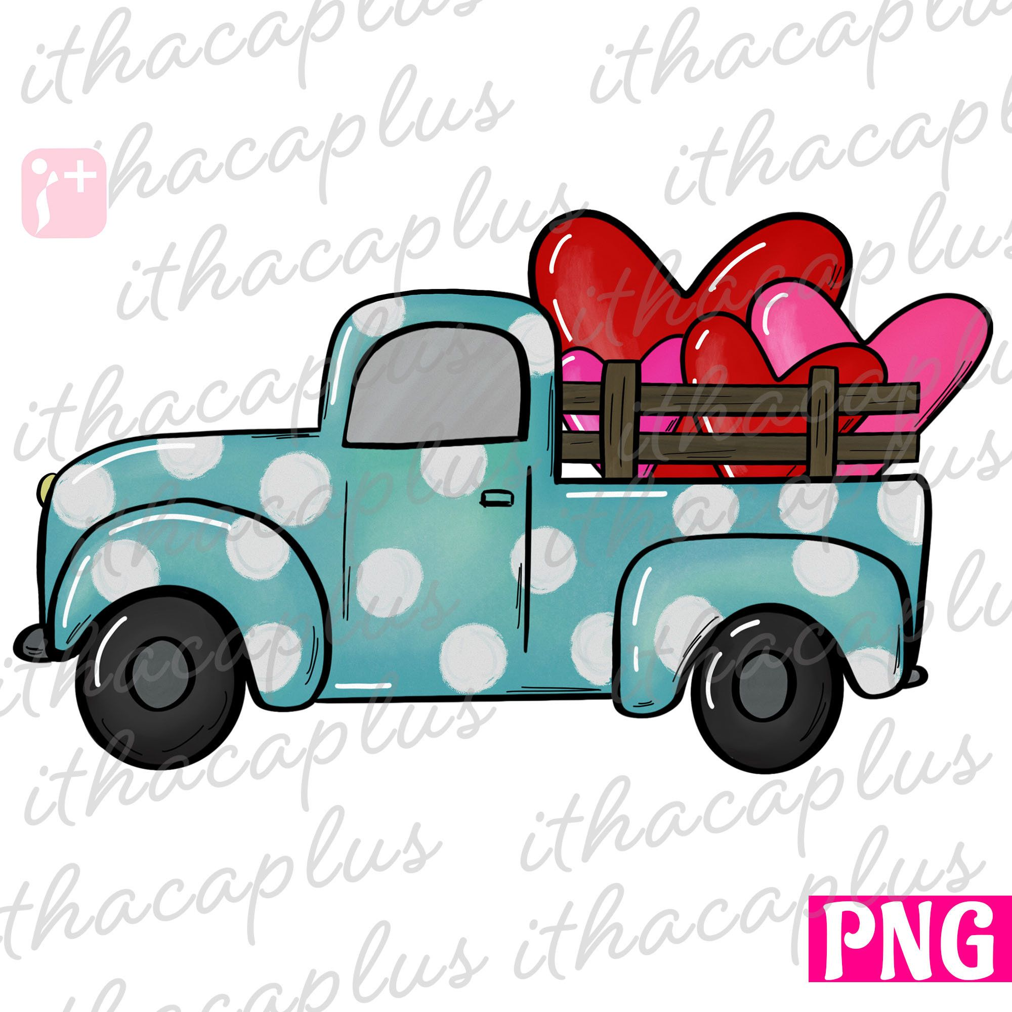 Valentines Day Sublimation Valentine Truck Png Vintage Truck Etsy In 2021 Valentines Day Drawing Valentines Art Vintage Truck