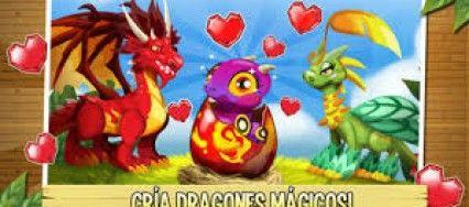 Dragon City Mobile, un reino mágico para iOS A muchas personas les gustan los juegos para iOS con dosis de realismo, como los de fútbol o los de carreras de coches.