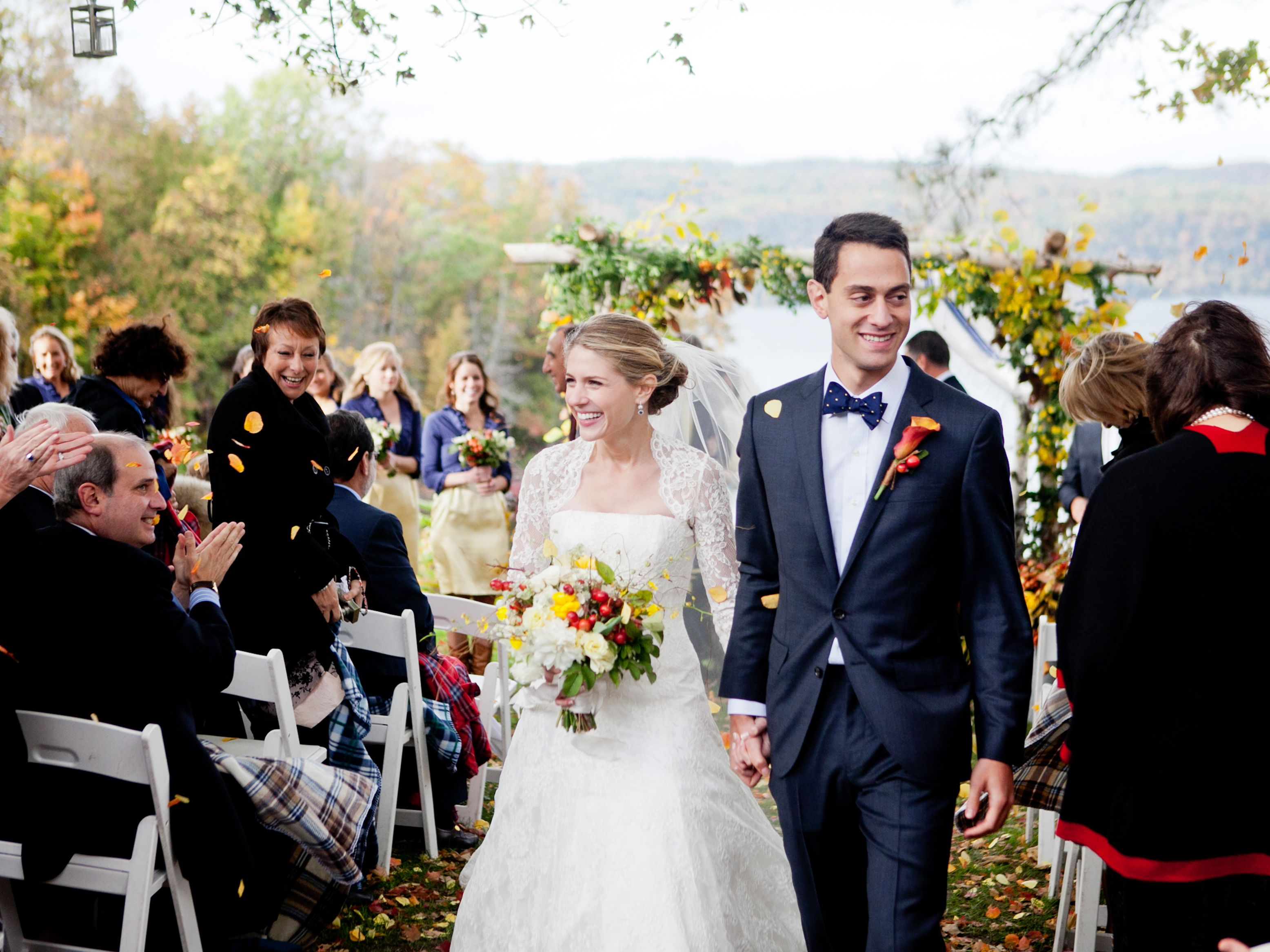 35 Wedding Ceremony Recessional Songs to Start Your