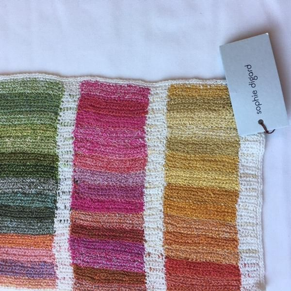 Linen Sophie Digard Scarf