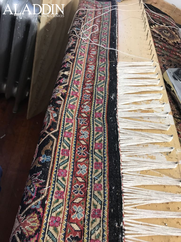 You can count on Aladdin Oriental Rug to provide solutions for all of your Oriental Rug restoration needs. www.aladdinorientalrug.com/oriental-rug-restoration.php (732) 646-7030 #NJ #OrientalRugRestoration #NJOrientalRugRestoration #NewJersey #OrientalRugs #OrientalRugRepair #NJOrientalRugRepair