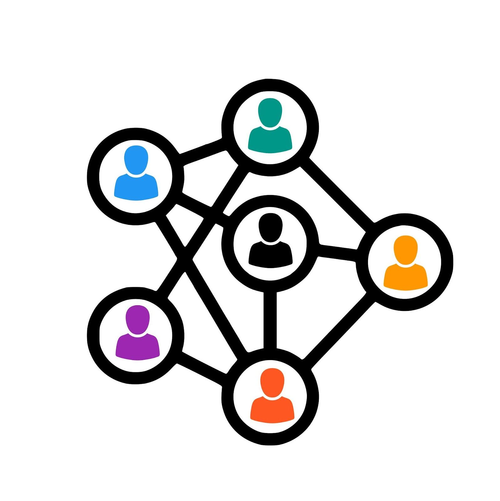 Network icon people How to