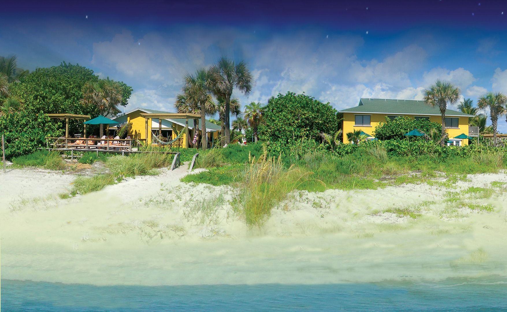 Home Beach Place Guesthouses on Cocoa Beach near Surf