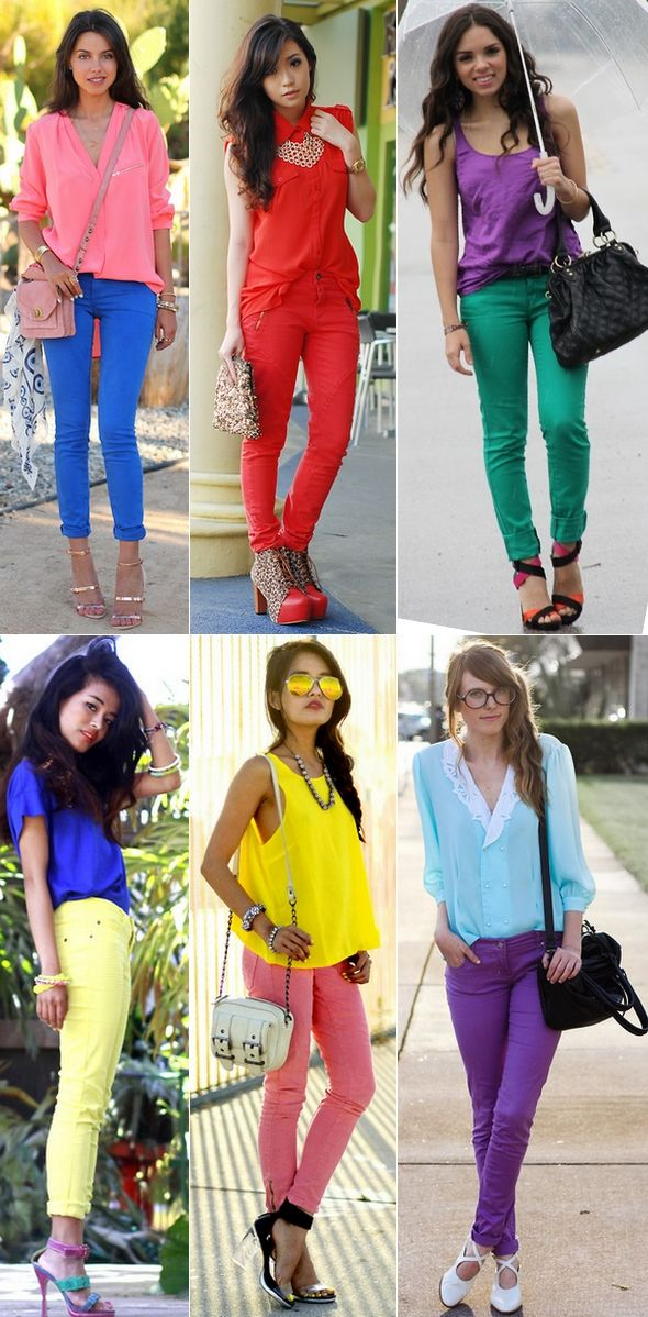 Colored Jeans 3 | Depois dos Quinze |