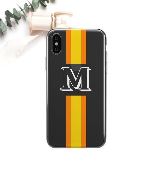 newest 5bb79 795c5 Initialed case Custom Initial iPhone case.Personalized iPhone case ...