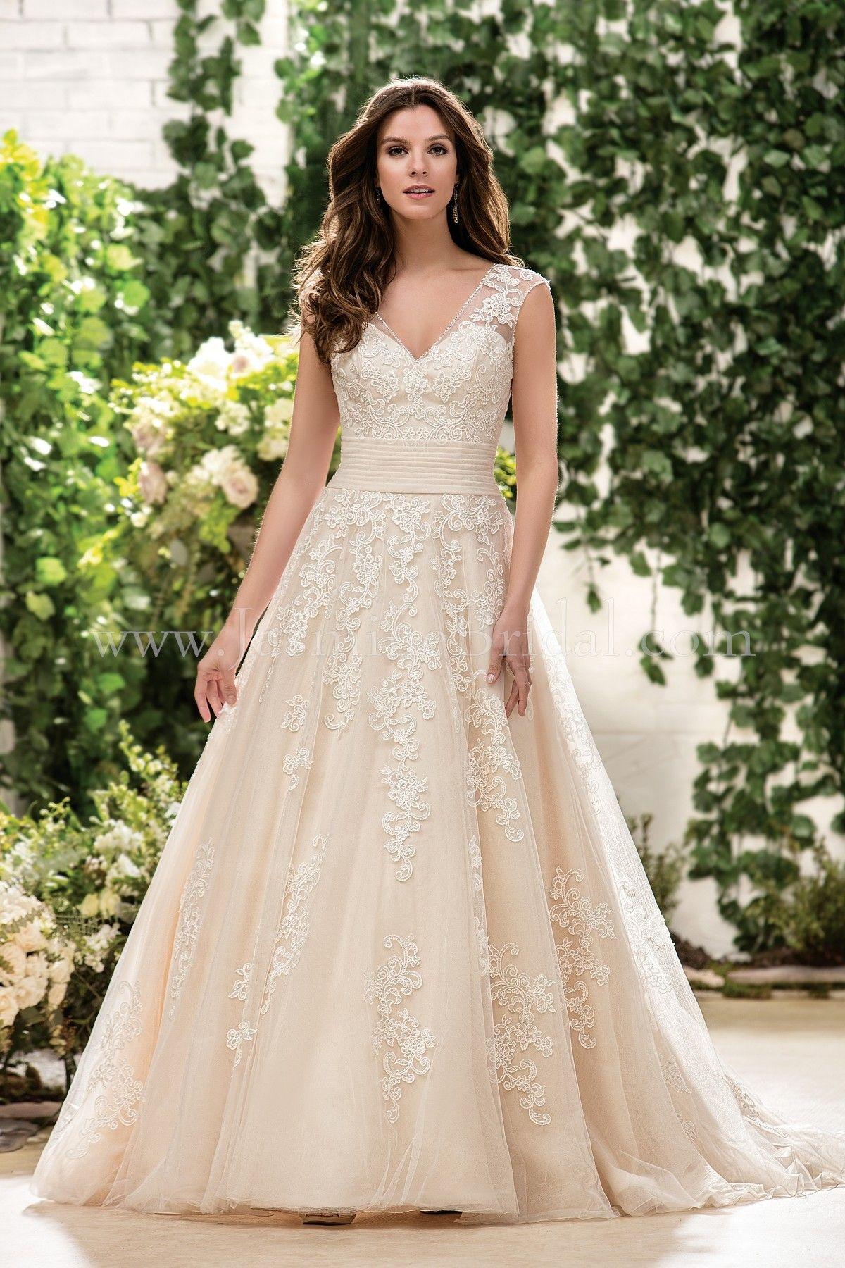 Jasmine wedding dresses  Jasmine Bridal Collection Style F in Vintage  Fall