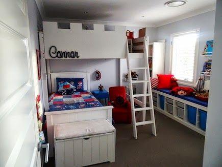 kids mezzanine area - ikea hackers   kids rooms   pinterest, Hause ideen