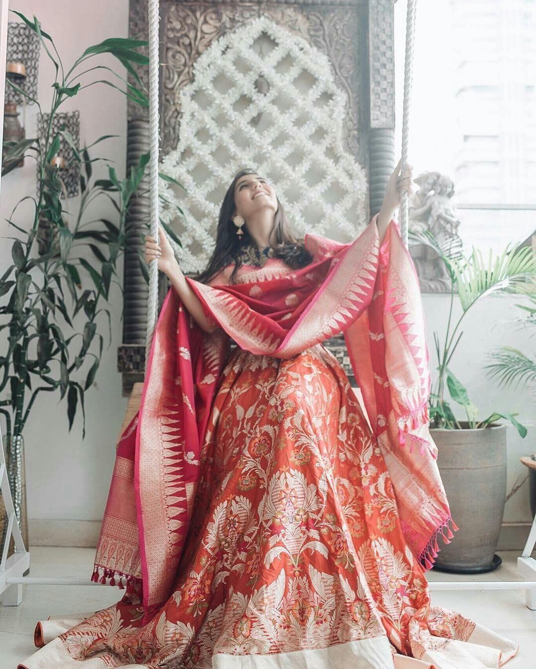 We loved Anushka Sharma's reception look where she opted a ...