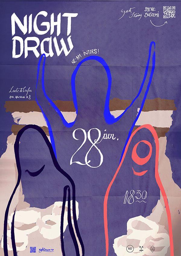 Night Draw 2012-2013 - Andrei Ogradă — You Should — Work