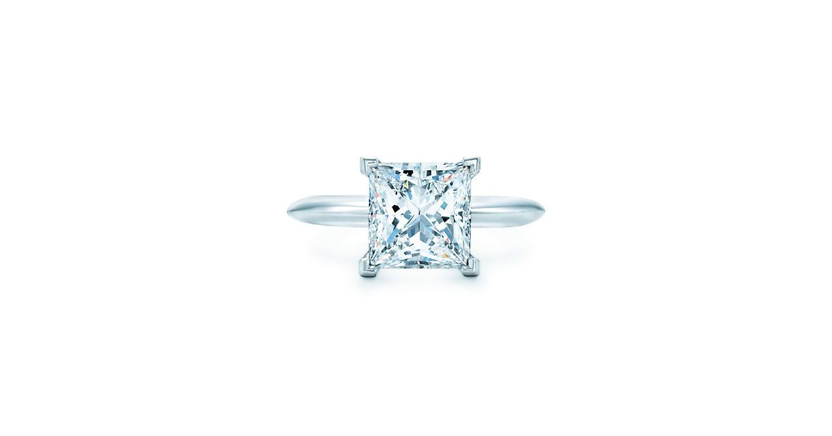 Anel Tiffany Princess cut - 0.25 - o mais bonito de todos!