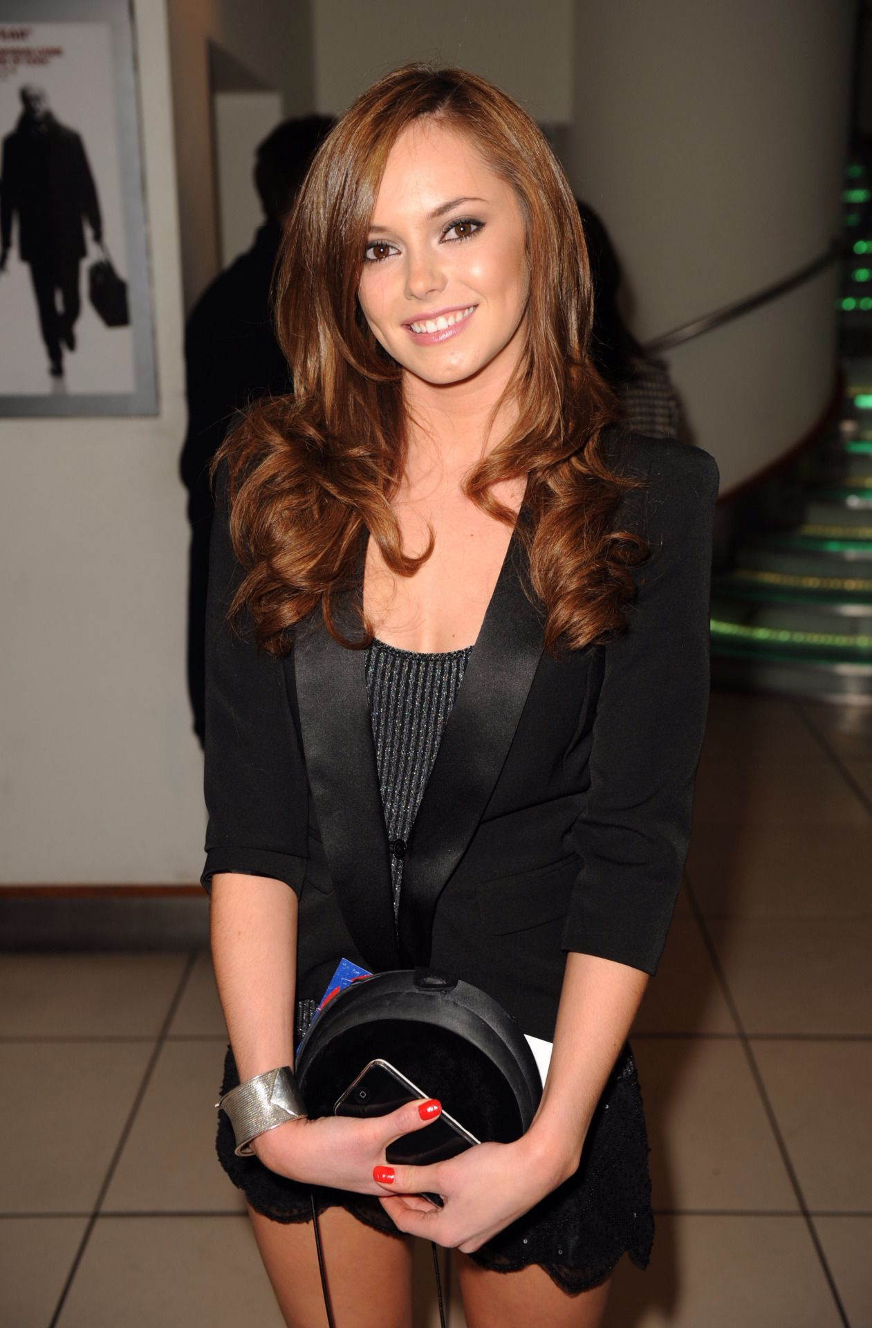 Watch Hannah Tointon video