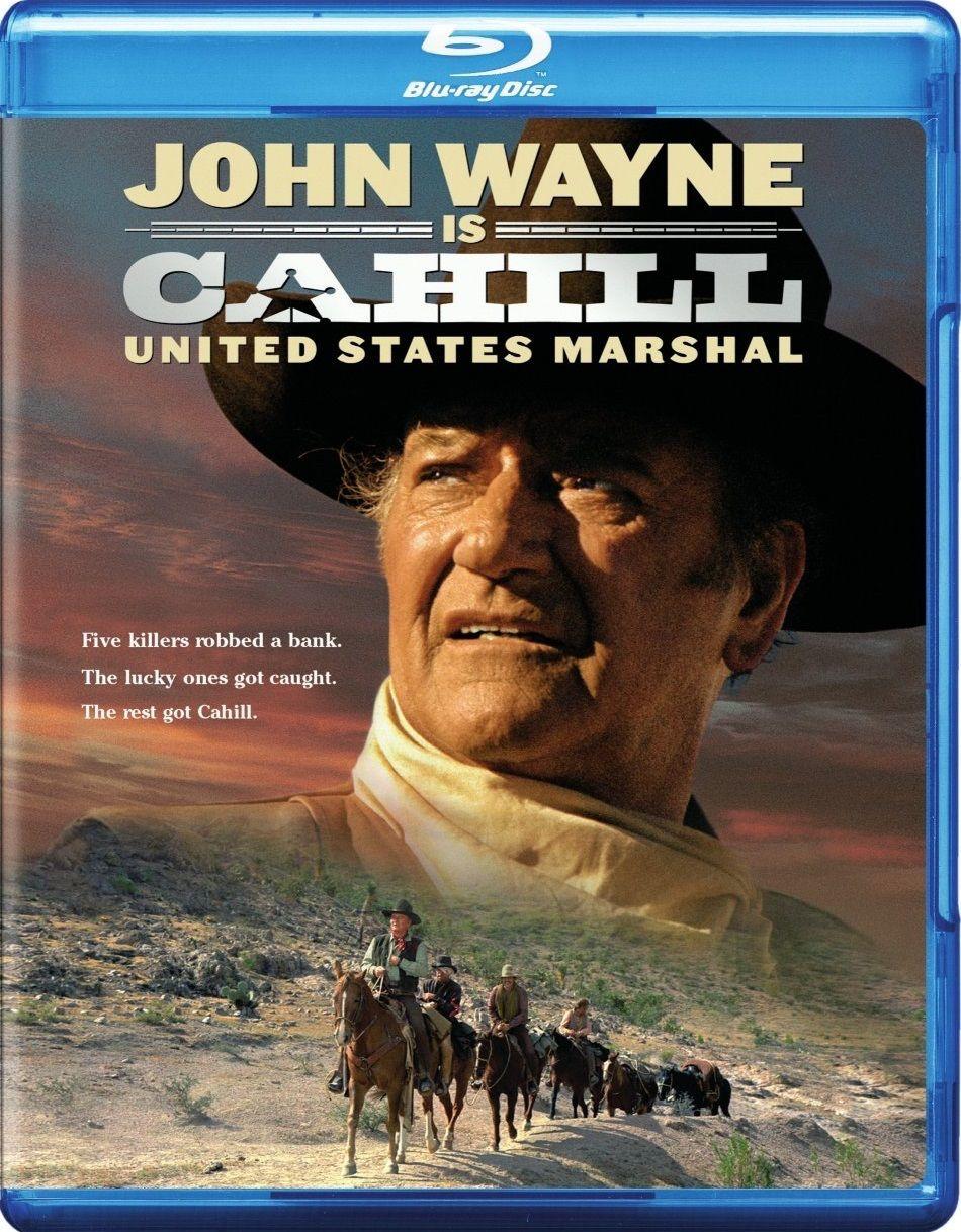 Cahill us marshal bluray john wayne westerns film