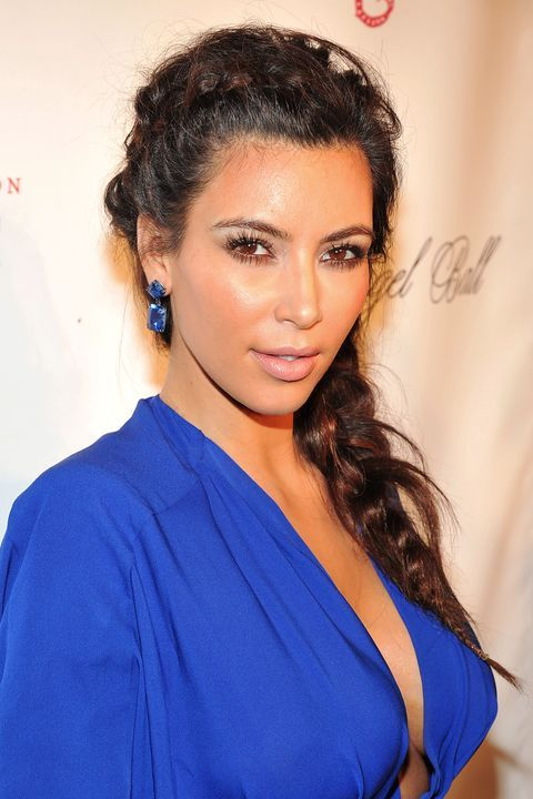 Photo of Kim Kardashian and her theory of evolution … capillary